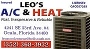 Leo's AC and Heat